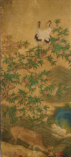 국립중앙박물관에전시중인작품 일백 설흔번째 입니다 : 네이버 블로그 Painting, Painted Canvas, Idea Paint, Painting Art, Paintings, Drawings