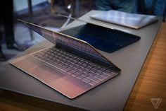 Here's how the Asus ZenBook 3 looks next to the MacBook | The Verge