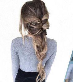 10 Wunderschöne Lange Frisur Designs: Stilvolle Lange Haare Stil-Optionen