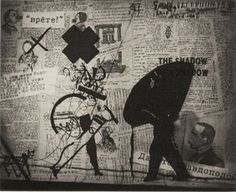 William Kentridge   Nose projection with walking woman, 2010   Photogravure, sugarlift aquatint and drypoint   Image size: 10 3/4 x 13 1/4 inches, Paper size: 16 3/4 x 19 1/4 inches   Edition of 30   Collaborator: Randy Hemminghaus   Published by Brodsky Center at Rutgers University