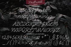 Southwell - Handmade Font by Studio FabianFischer on @creativemarket