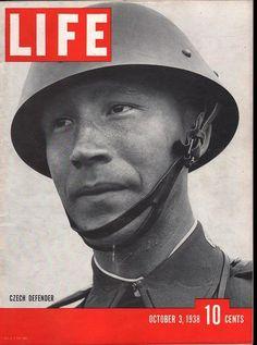 Life October 3 1938