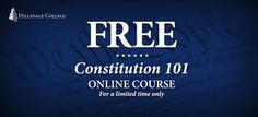 Constitution 101 | Hillsdale College