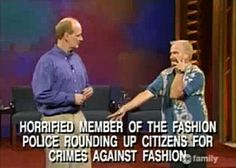 """Whose Line Is It Anyway""? With Robin Williams!!! As if the show couldn't get any funnier!!"