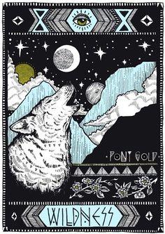 gypsylolita:  Bohemian Art | Pony Gold