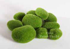 Mooskugeln, grün, Dekokugeln, Moos, künstliche Pflanzen, Dekokugeln, Moosball