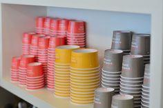 Gelateria Gianluca Zaffari is a family-run business founded in Porto Alegre, which specializes in artisanal gelato.