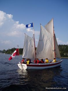 Nova Scotia Sea School and Dorothea