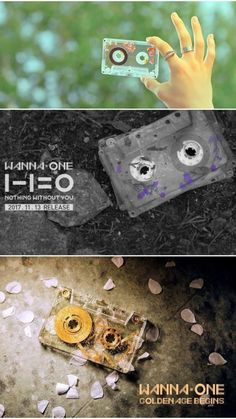 WANNA ONE 1×1=1(To be one) 1-1=0(Nothing without you) 0+1=1(I promis you)