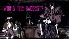 Who is the baddest and best of the Disney Villains?