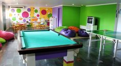 Hotel Panorama e Acquamania #Resort has big game room for special children, Read more at http://www.hotelurbano.com.br/resort/hotel-panorama-e-acquamania-resort/1378 and get best deals.