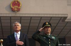 Hagel a China: Estados Unidos defenderá aliados