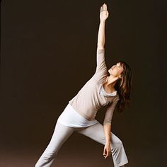 The modified moves taught in prenatal yoga are both safe and beneficial to expectant moms.