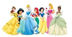 What I Learned From the Disney Princesses