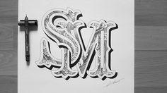 SM Logo Design