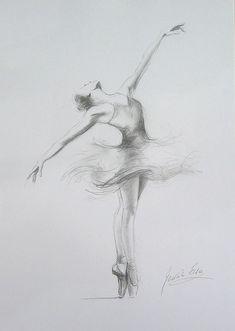 ❤️Ballet ~ Pencil Drawings: