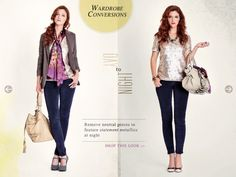 Inspiration look Day to night : heart rucheand this outfit(s).