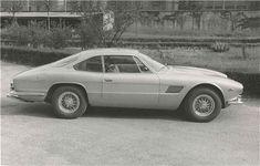 Maserati 5000 GT Coupe (Bertone), 1961