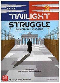 Twilight Struggle The Cold War boardgame – Twilight Struggle The Cold War 1945-1989 boardgame #twilightstruggle