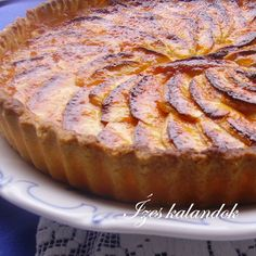 Hungarian Recipes, Winter Food, Confectionery, Sweet Life, Sweet Recipes, Cake Decorating, Bakery, Deserts, Food And Drink
