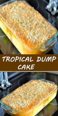 Crazy Cake Recipes, Dump Cake Recipes, Crazy Cakes, Frosting Recipes, Dessert Recipes, Dump Cakes, Poke Cakes, Dessert Ideas, Cherry Desserts