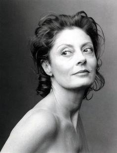 Susan Sarandon by Annie Leibovitz