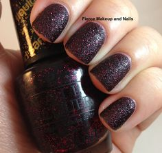 Fierce Makeup and Nails: OPI: Mariah Carey Liquid Sand Polishes