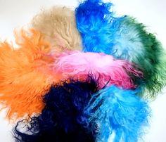 Troll d'agneau tibétain Sampler Grab Bag fourrure des restes d'agneau agneau poupée cheveux Mohair pour les fées, perruques, cheveux, Lot N