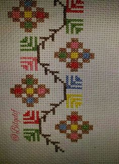 Really Nice Pattern - Best Knitting Cross Stitch Heart, Cross Stitch Borders, Cross Stitch Flowers, Cross Stitch Designs, Cross Stitching, Cross Stitch Embroidery, Cross Stitch Patterns, Hand Embroidery Design Patterns, Le Point