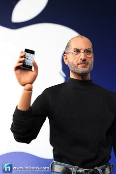 Who the fuck wants a Steve Jobs action figure?!