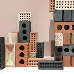 Brick palette
