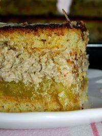 Jedno z lepszych ciast jakie kiedykolwiek jadłam! Cudowne połączenie kwaskowatych jabłek, słodkiej, orzechowej masy, gorzkiej czekolady i ... My Favorite Food, Favorite Recipes, Just Bake, Sweets Cake, Pumpkin Cheesecake, Food Cakes, No Bake Desserts, Banana Bread, Food To Make