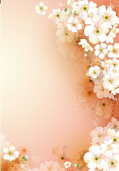 Little Fresh Flowers Romantic Pink Background Psd Layered Advertising Background Rose Gold Wallpaper, Flowery Wallpaper, Abstract Iphone Wallpaper, Flower Background Wallpaper, Flower Backgrounds, Watercolor Background, Wedding Invitation Background, Flower Frame, Flower Designs