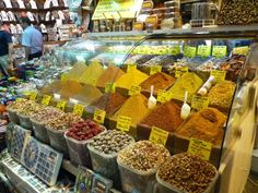 Spice Market, Middle East