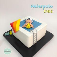 Torta Water Polo cake by Giovanna Carrillo