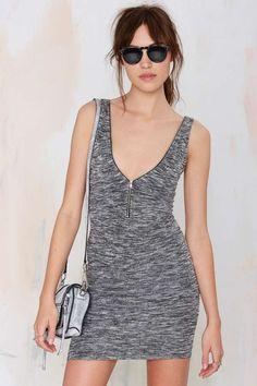 Half Time Cutaway Dress | Shop Clothes at Nasty Gal!