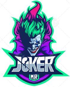 Joker Iphone Wallpaper, Joker Wallpapers, Gaming Profile Pictures, Joker Logo, Joker Painting, Cuadros Star Wars, Joker Images, Joker Pictures, Team Logo Design