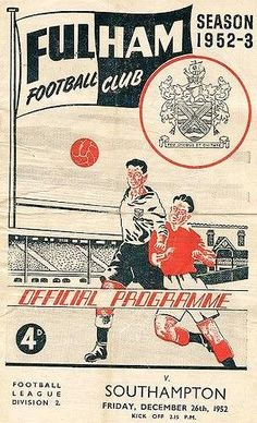 We offer a huge range of Middlesbrough programmes for sale, browse the site and buy online. We also buy Middlesbrough programmes. School Football, Football Soccer, Retro Football, Football Program, Football Cards, Doncaster Rovers, London Football, Fulham Fc, Bristol Rovers