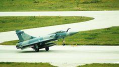 Greek Air Force Mirage 2000-5 MK II during take off