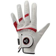 Dunlop | Dunlop DP1 Leather Golf Glove Left Hand | Golf Gloves