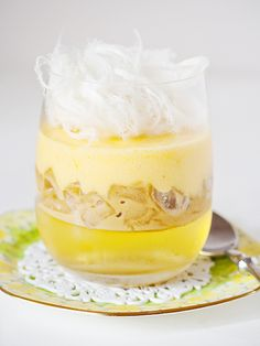 Toffee Apple Trifle