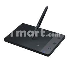 Huion Portable Smart Stylus Digital Tablet H420 Signature Pad Black