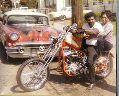 Vintage Motorcycles All-Black Biker Gang – Awesome Pictures of The East Bay Dragons Motorcycle Club of Oakland, California from Between the and Motorcycle Posters, Motorcycle Clubs, Biker Clubs, Girl Motorcycle, Motorcycle Quotes, Bike Gang, Dragons, Vintage Motorcycles, Triumph Motorcycles