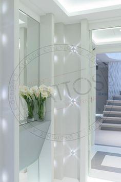Projeto Mattos Design & Interiores Hall de Entrada