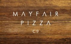 Mayfair Pizza Company - if I'm in that neck of the woods. Pizza Company, Things To Do In London, Restaurant Bar, Woods, Celebrations, Stuff To Do, Restaurants, Shopping, Elopements