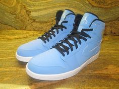 8c5bcb9339e2 UNRELEASED Nike Air Jordan 1 Retro High OG Promo Sample SZ 13 Pantone Blue  MJ PE