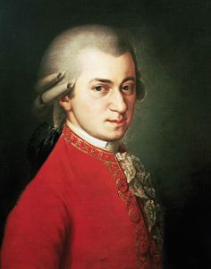 Wolfgang Amadeus Mozart- My favorite Maker of music. Period. He was an absolute Genius and will forever be the best.