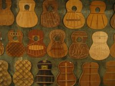 Antonio de Torres was an influential Spanish guitar maker believed to have built around 320 guitars, of which 88 are known to still exist.