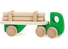 Bajo small log truck