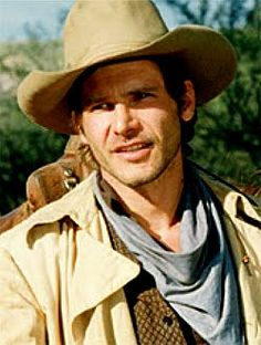 Harrison Ford in The Frisco Kid